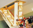 Чердачная лестница Fakro Thermo термоизоляционная