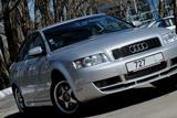 Audi A4, 2001 гв, б/у 104900 км.